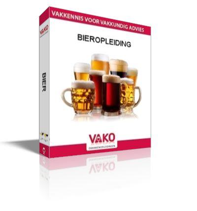 De bier opleiding bij de Vako